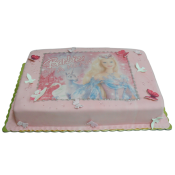 Торта Барби