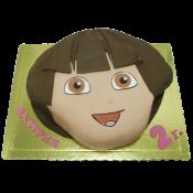 Торта Дора изследователката