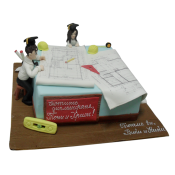 Торта Архитект