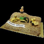Торта Строител