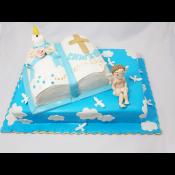 Торта кръщене