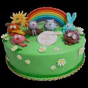 Торта Смешарики