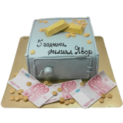 Торта Банка