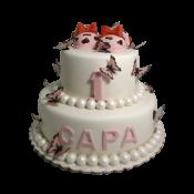 Торта Пантофки