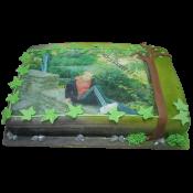 Торта снимка