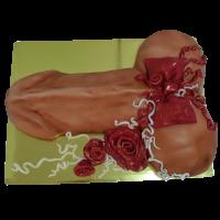Торта Моминско парти
