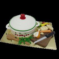Торта готвач