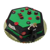 Торта Покер
