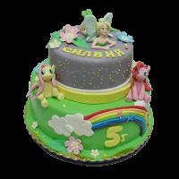 Торта Фея и Понита