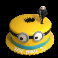 Торта Аз проклетникът