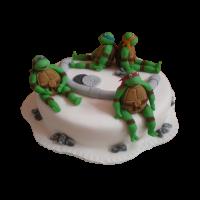 Торта костенурките нинджа
