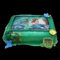 Торта Зоната на здрача